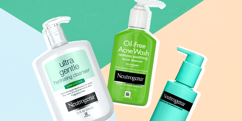 Best Neutrogena Cleansers