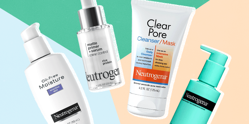 Best Neutrogena Products for Oily Skin