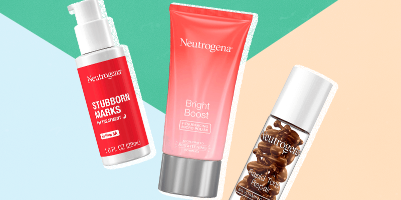 Best Neutrogena Products for Acne Scars