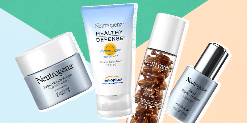 Best Neutrogena Products for Wrinkles