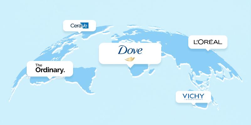 Top-Skincare-Brands-Global